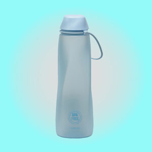 Mumuso Chile botella azul 500 ml